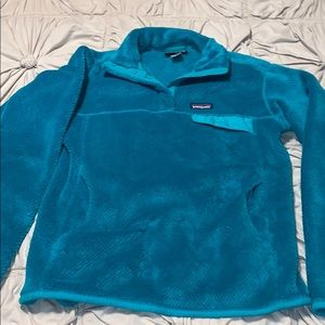 Patagonia re-tool snap pullover - M